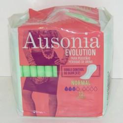 Compresa incontinencia Evolution Normal AUSONIA, 12 U.