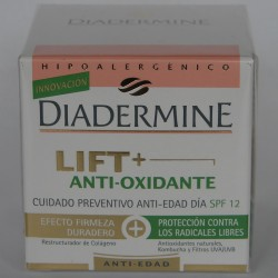 Crema facial Lift+ Anti-Oxidante DIADERMINE, 50 ML.