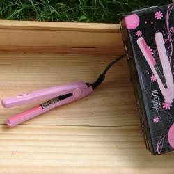 Plancha mini pink laser cerámica IDitalian Design.
