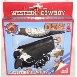 Kit de Sheriff Western Cawboy